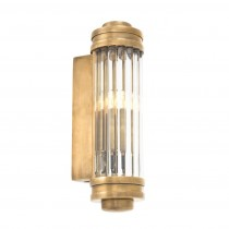 Gascogne Extra Small Brass Wall Lamp