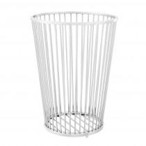 Baleana Silver Towel Basket