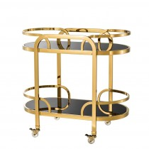 Oakhurst Gold Bar Cart