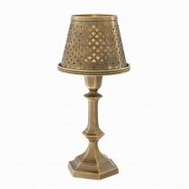 Maillon Vintage Brass Tealight Holder