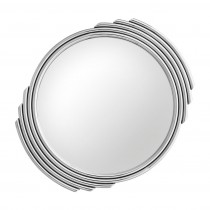 Cesario Polished Stainless Steel Mirror