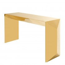 Carlow Gold Console Table