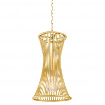 Altura Gold Hanging Lamp