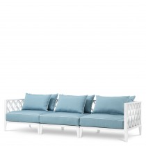 Ocean Club White Outdoor Sofa