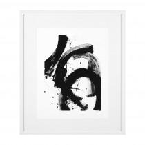 Onyx Gesture I Print