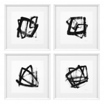 Tessellation Set of 4 Prints