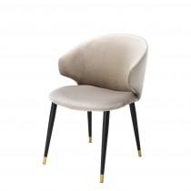 Volante Roche Beige Dining Chair