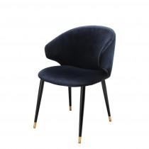 Volante Savona Midnight Blue Dining Chair