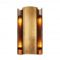Verge Brass Wall Lamp