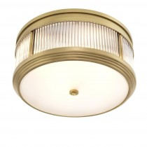 Rousseau Brass Ceiling Lamp