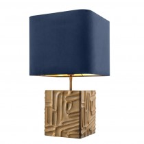 Oregon Brass Table Lamp