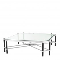 Florence Silver Coffee Table