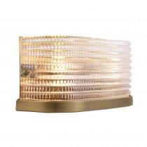 Culver Brass Wall Lamp