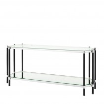 Florence Silver Console Table