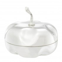 Zucca Silver Plated Box