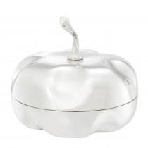 Zucca Silver Plated Box