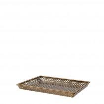 Sirenuse Small Brass Tray