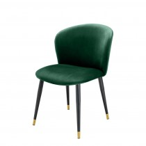 Volante Roche Dark Green Dining Chair