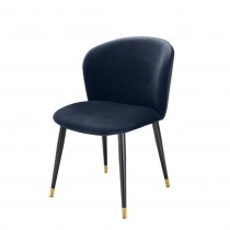 Volante Savona Midnight Blue Dining Chair