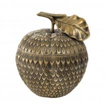 Custard Apple Vintage Brass Box
