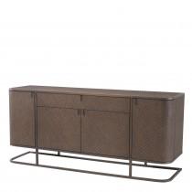 Napa Valley Woven Oak Dresser