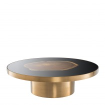 Concord Brass Coffee Table