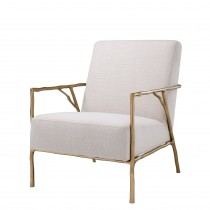 Antico Panama Natural Armchair