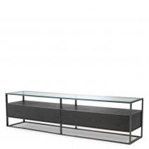 Wagner Mocha Oak Veneer TV Cabinet