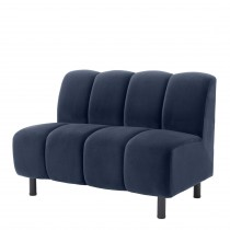 Hillman Savona Midnight Blue Modular Sofa - Straight
