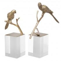 Morgana Vintage Brass Object - Set of 2