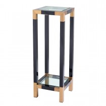 Royalton Black & Brass Column
