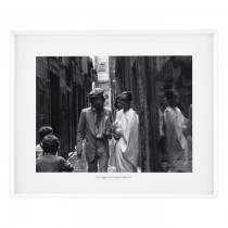 The Jaggers in a Venetian Calle Print