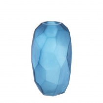 Fly Small Blue Vase