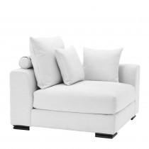 Clifford Avalon White Corner Sofa