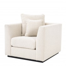 Taylor Boucle Cream Chair