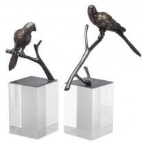 Morgana Bronze Object - Set of 2