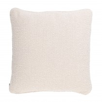 Boucle Cream Cushion
