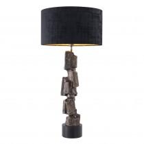 Noto Vintage Brass Table Lam