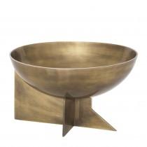 Atalante Vintage Brass Bowl
