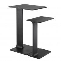 Smart Black Side Table - Set of 2