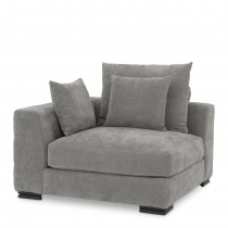 Clifford Clarck Grey Corner Sofa