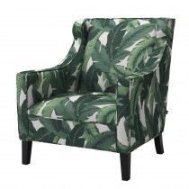 Jenner Mustique Green Armchair