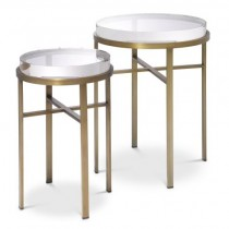 Hoxton Set of Two Side Table