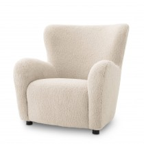 Svante Large Brisbane Cream Armchair