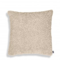 Small Canberra Sand Square Pillow