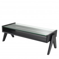 Lionnel Classic Black Coffee Table