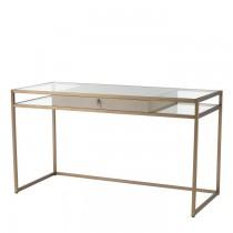 Napa Valley Woven Oak Desk
