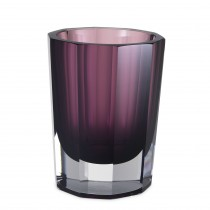 Chavez Small Purple Glass Vase