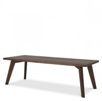 Biot Brown Oak Small Dining Table