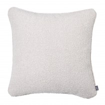 Small Boucle Cream Pillow